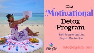 Motivational Detox banner