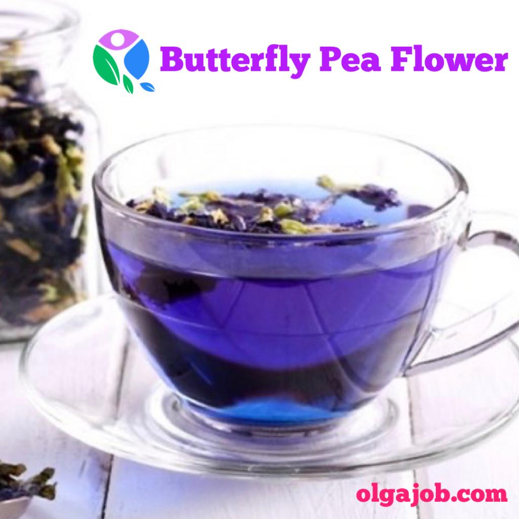 Butterfly Pea Flower (edible)